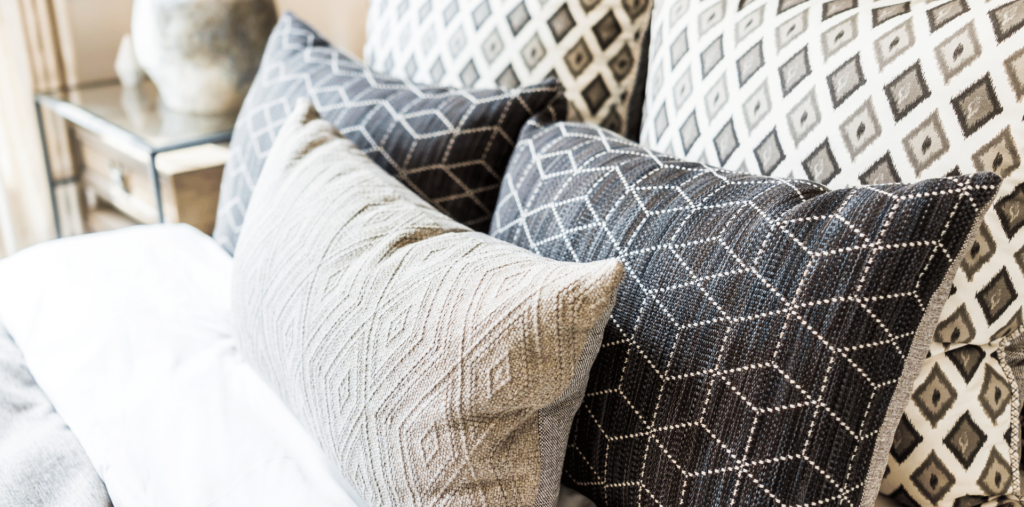 cushions - home styling
